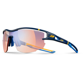 Julbo Aero Zebra Light Red occhiali giallo/blu
